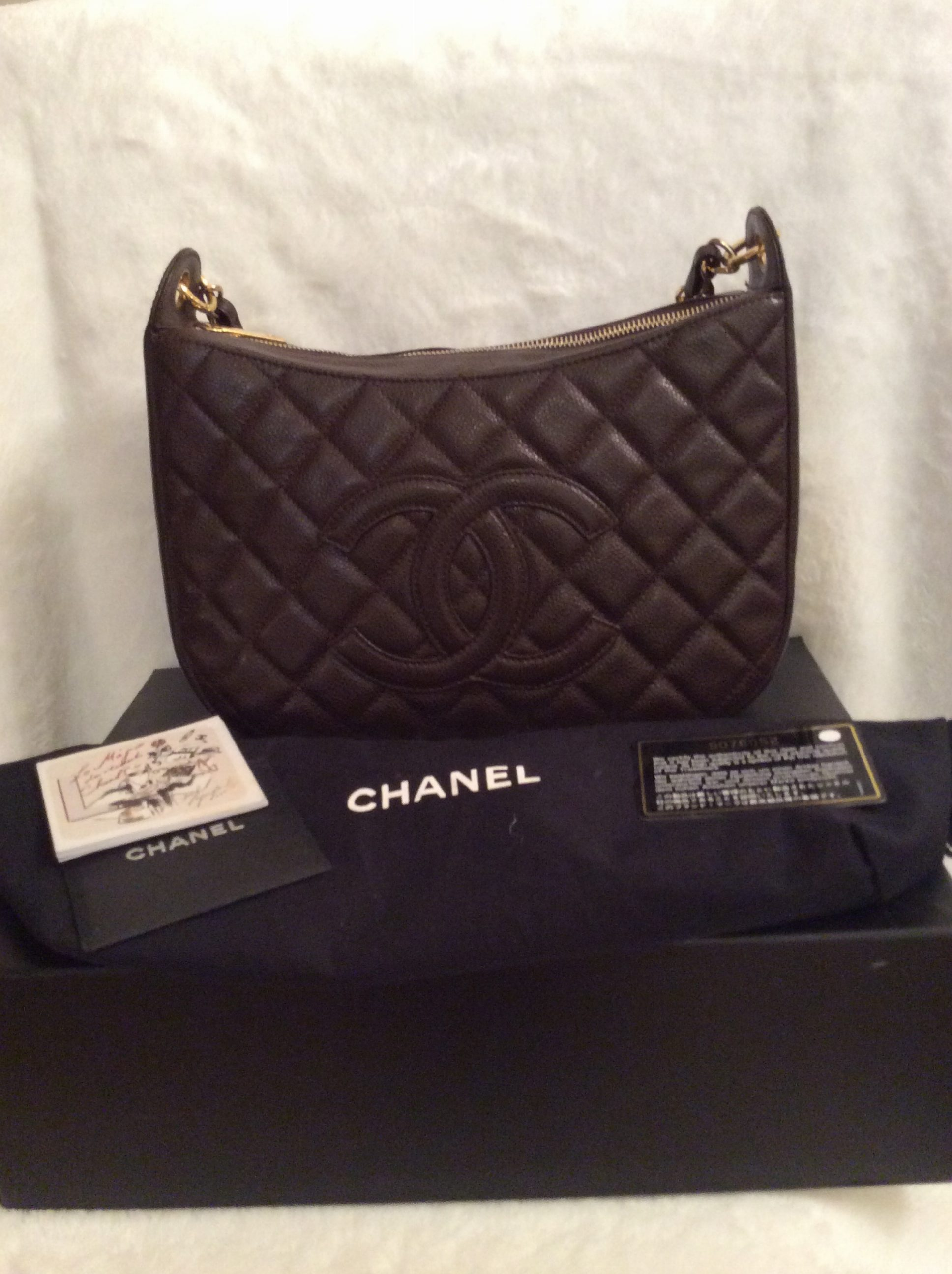 Item Sold Chanel Authentic